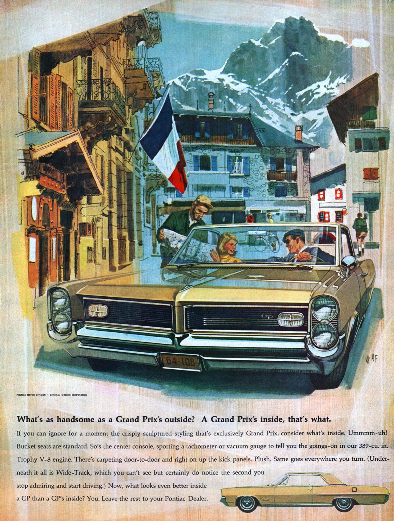 1964 - Pontiac