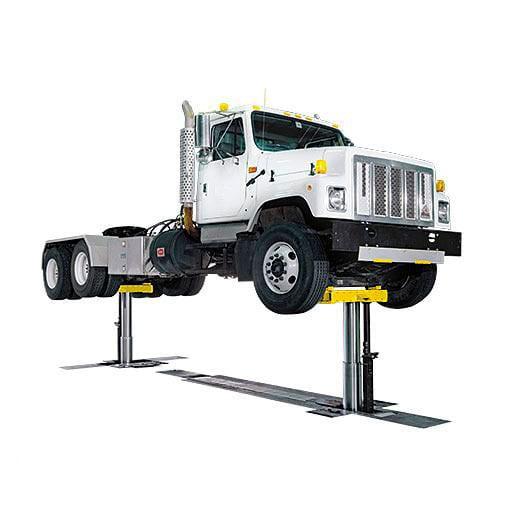 Elevadores de vehículos pesados
