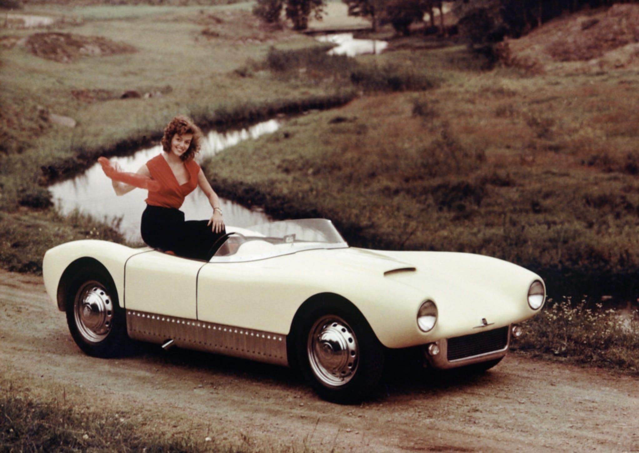 Saab Sonett de 1956