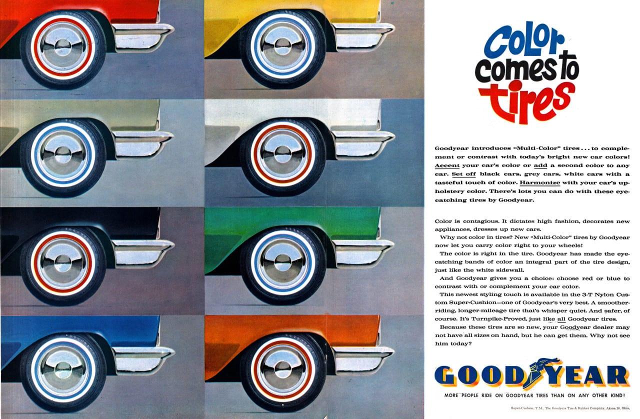 neumáticos para coches clásicos
