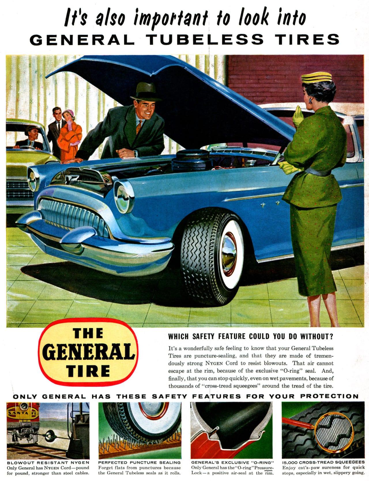 Neumáticos para coches clásicos 1