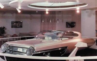 1958 Ford La Galaxie