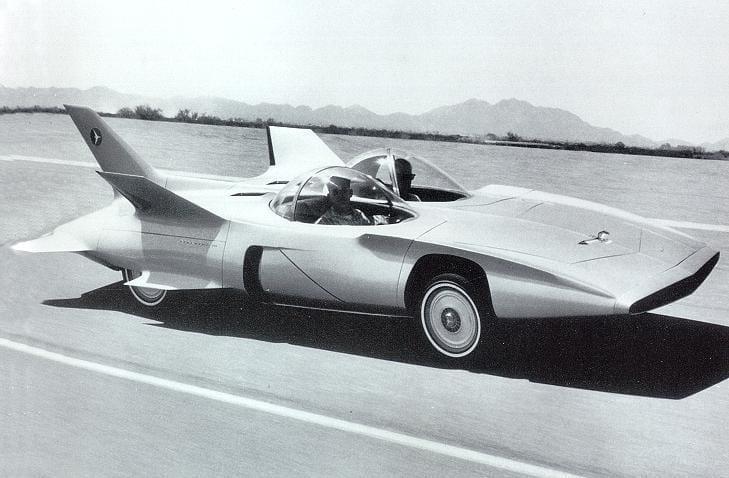 1958 GM Firebird III 1