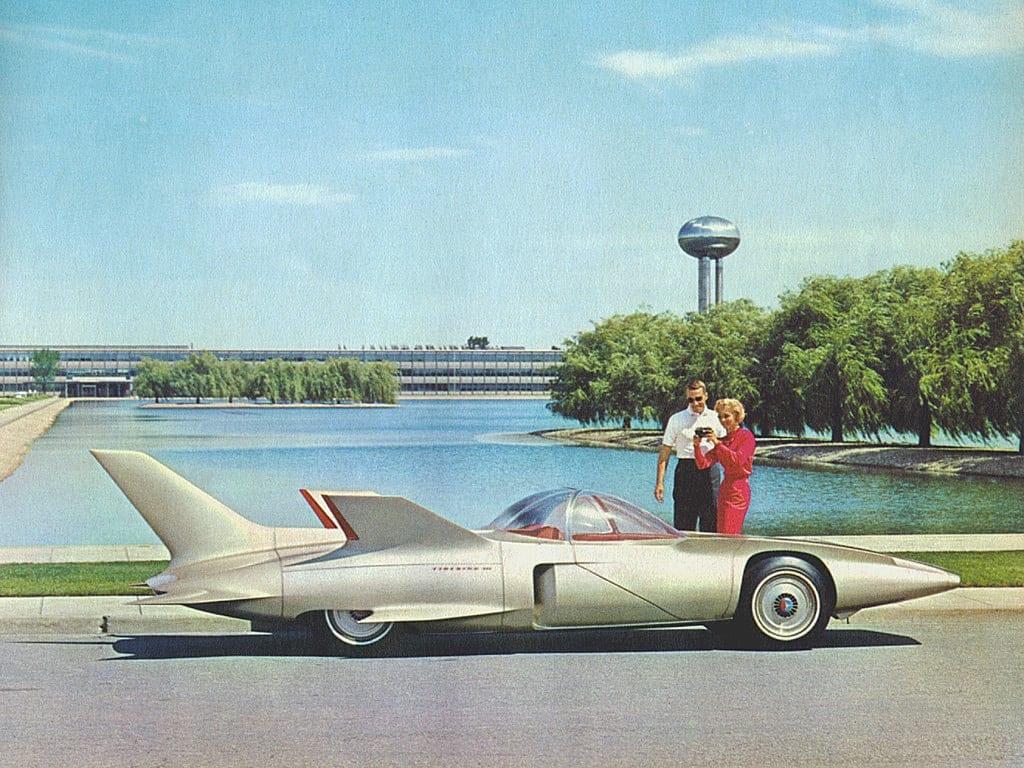 1958 GM Firebird III 2
