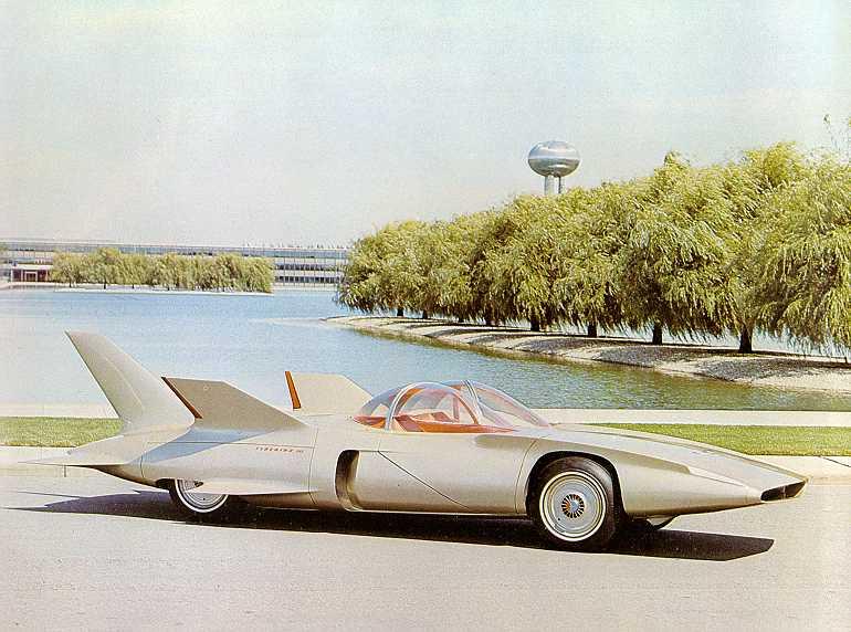 1958 GM Firebird III 3