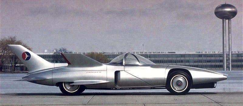 1958 GM Firebird III 4