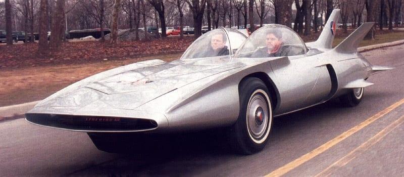 1958 GM Firebird III 5