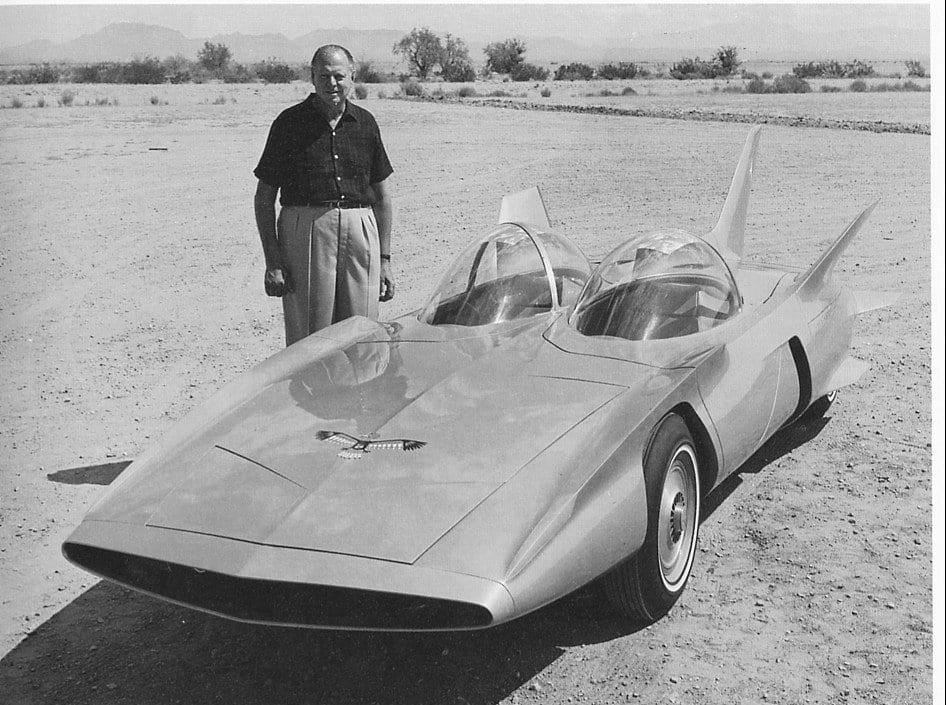 1958 GM Firebird III 7
