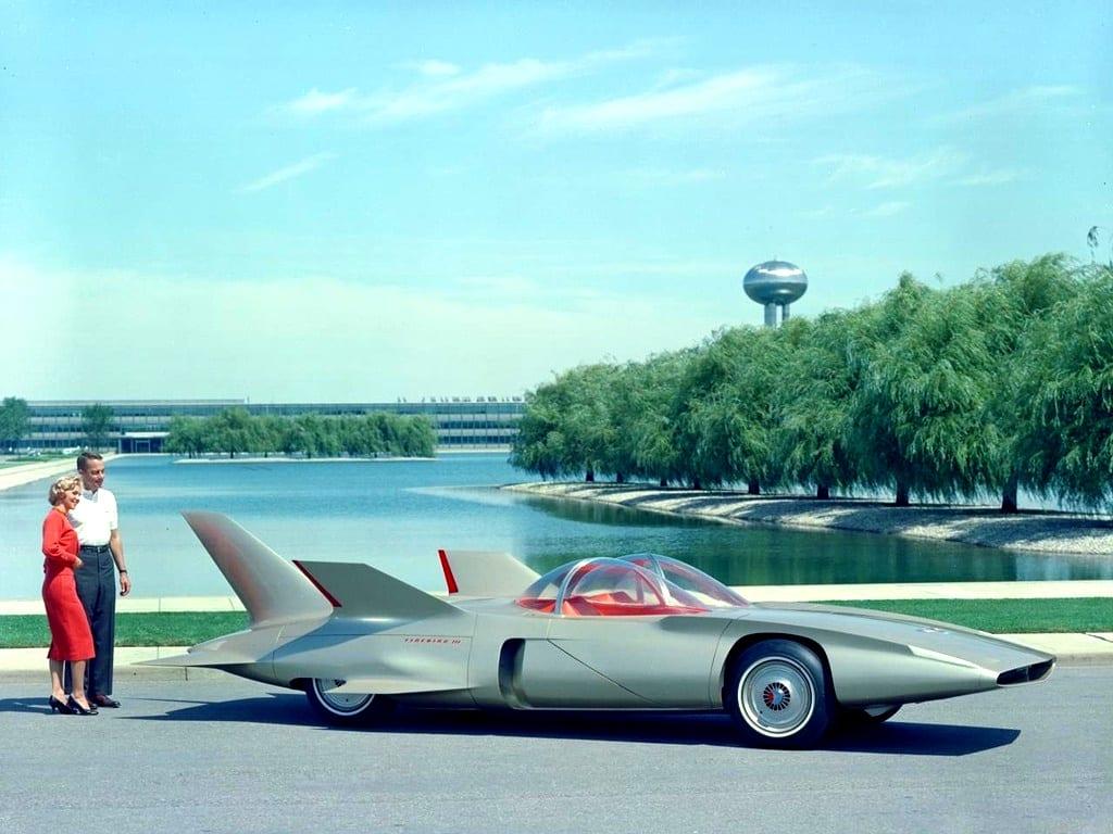 1958 GM Firebird III 9