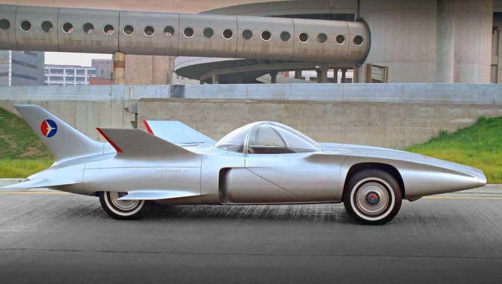 1958 GM Firebird III 10