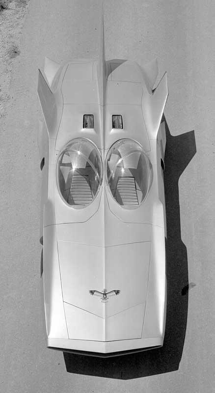 1958 GM Firebird III 12