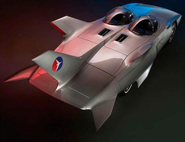 1958 GM Firebird III 13