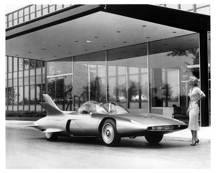 1958 GM Firebird III 14