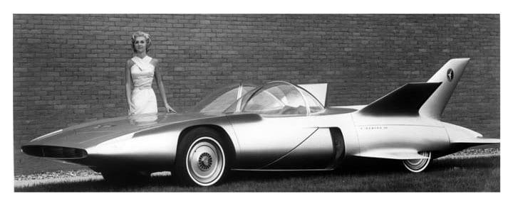 1958 GM Firebird III 15