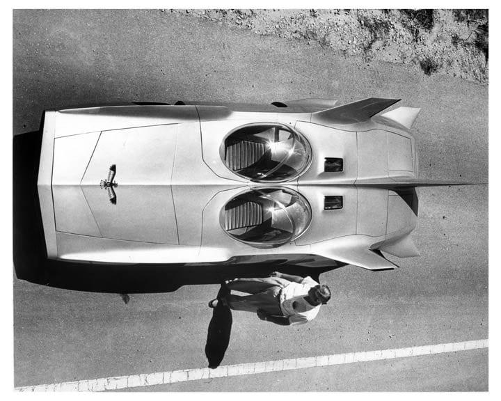 1958 GM Firebird III 16