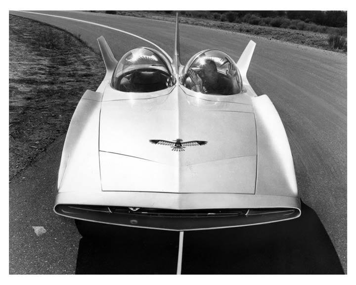 1958 GM Firebird III 17