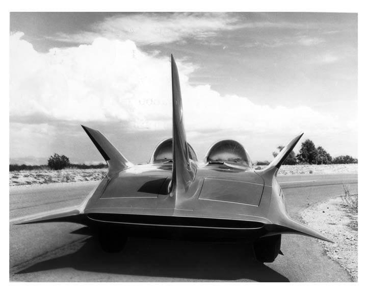 1958 GM Firebird III 18