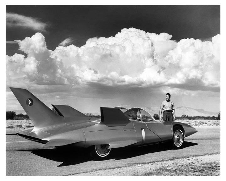 1958 GM Firebird III 19