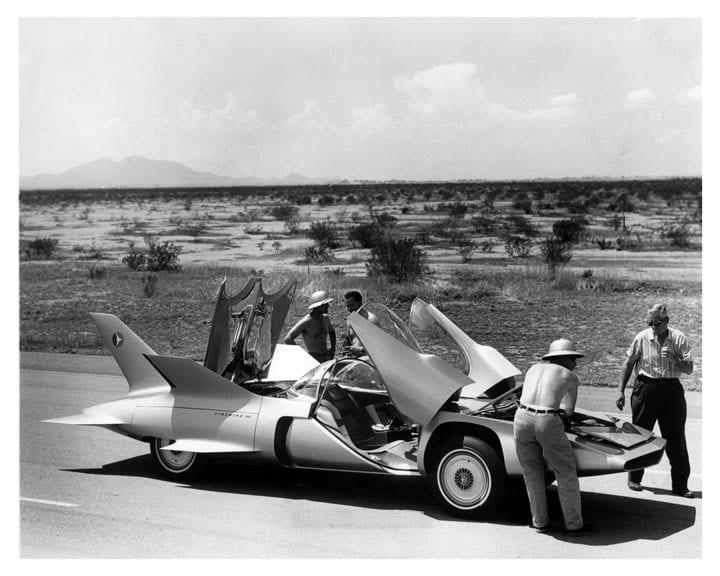 1958 GM Firebird III 20