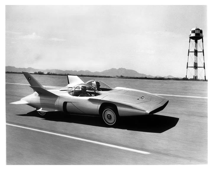 1958 GM Firebird III 21
