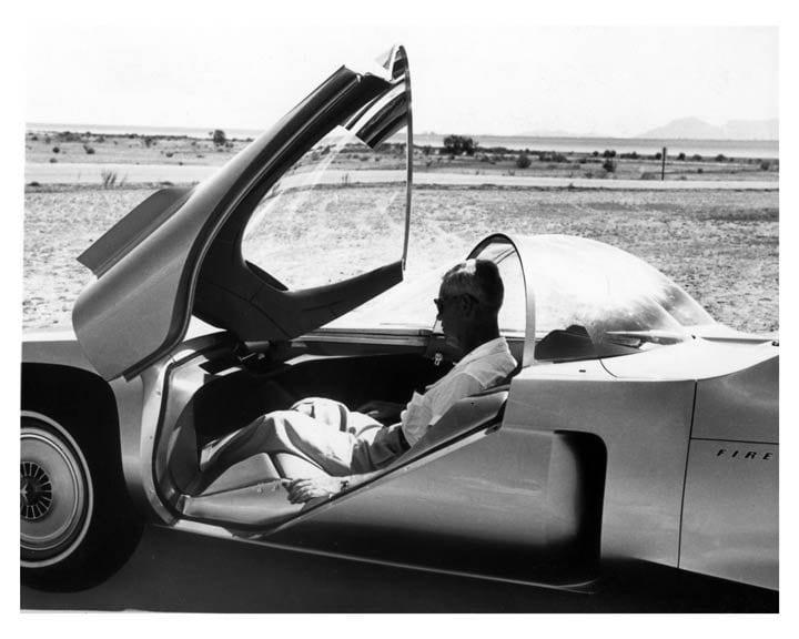 1958 GM Firebird III 22