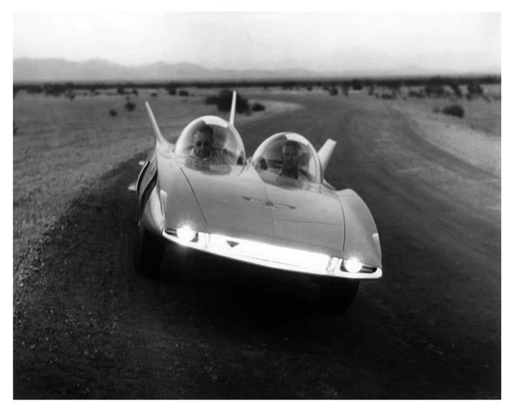 1958 GM Firebird III 23