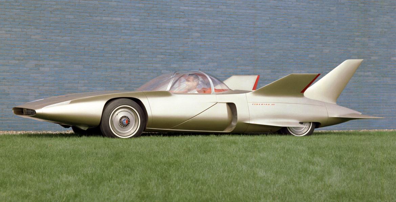 1958 GM Firebird III 24