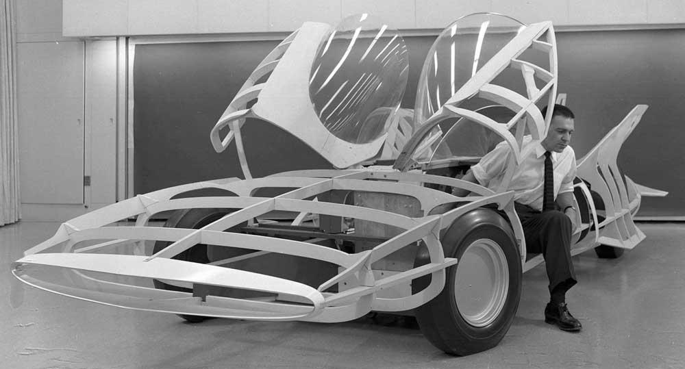 1958 GM Firebird III 29