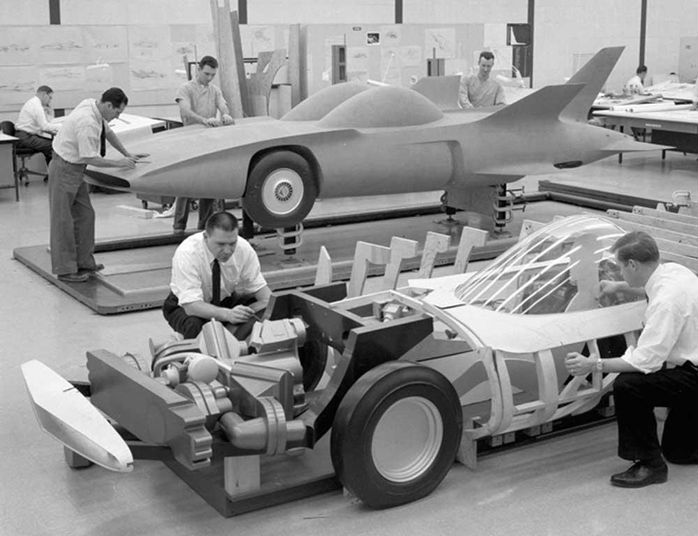 1958 GM Firebird III 31