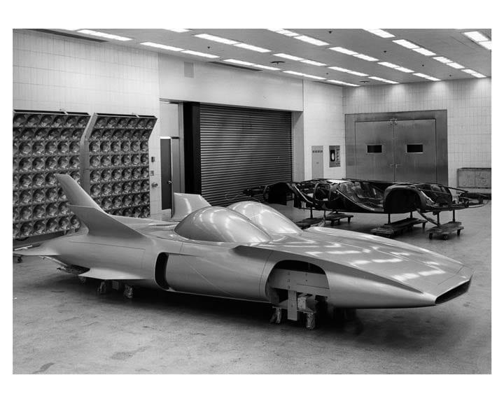 1958 GM Firebird III 32