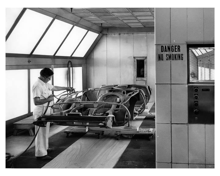 1958 GM Firebird III 33