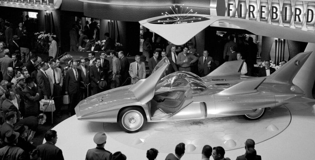 1958 GM Firebird III 43