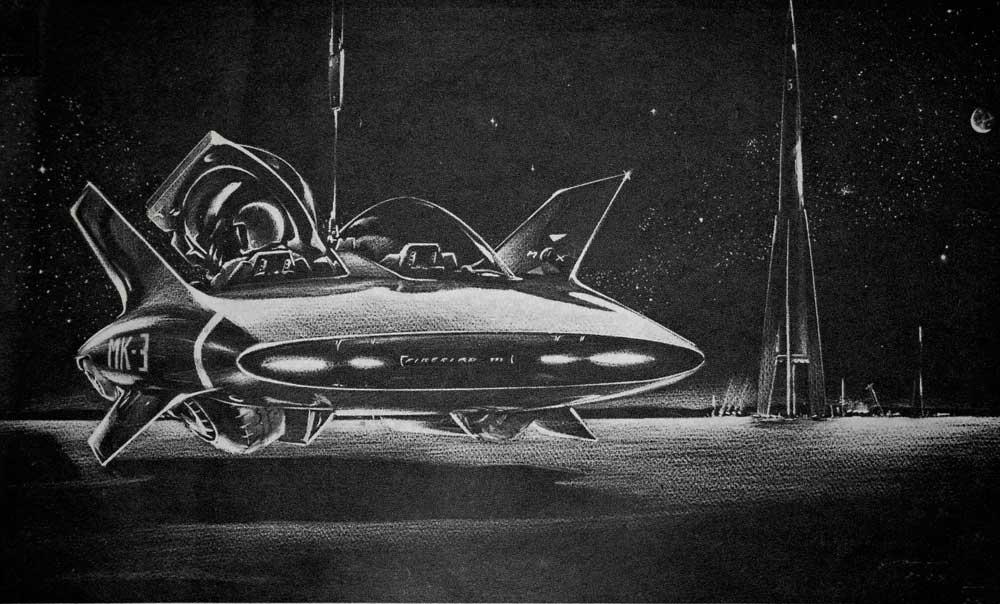 1958 GM Firebird III 44