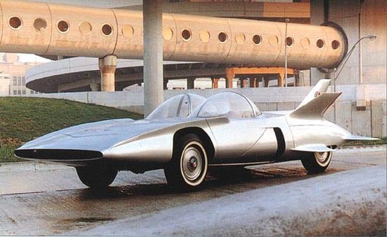 1958 GM Firebird III 25