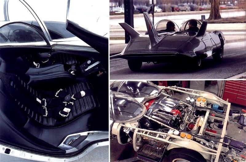 1958 GM Firebird III 37