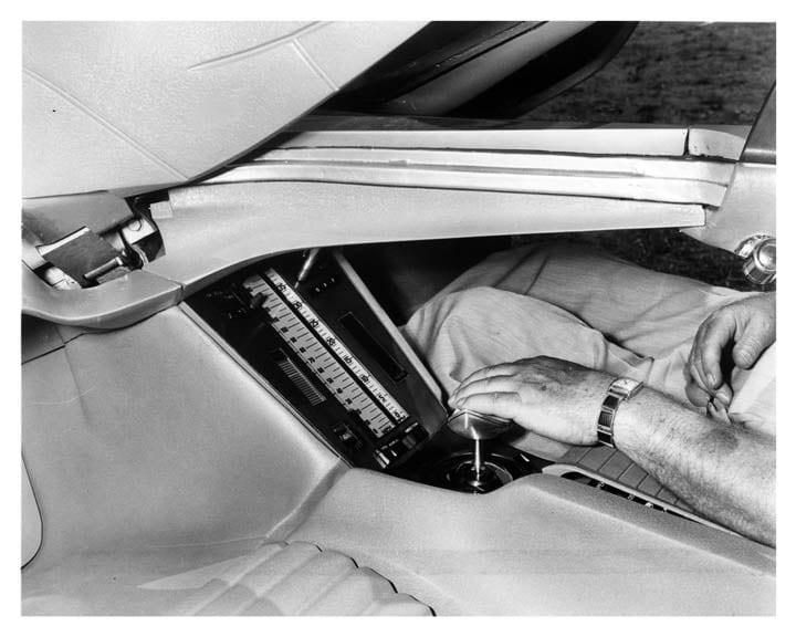 1958 GM Firebird III 40