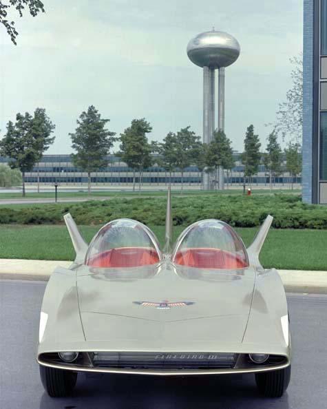1958 GM Firebird III 41